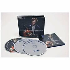 MTV Unplugged [Deluxe Edition] [Digipak] [10/14] by Eric Clapton (CD,...