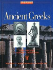 Ancient Greeks: Creating the Classical Tradition (Oxford Profiles)-ExLibrary