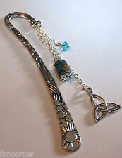 Charmed marque-page symbole triquetra Charmed celtic knot bookmark