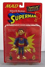 DC Direct MAD Magazine Alfred E Neuman Superman Just Us League Action Figure