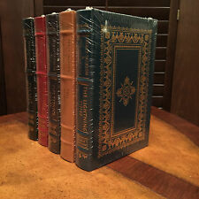 Easton Press PERCY JACKSON & THE OLYMPIANS (Lightning Thief Signed) SEALED