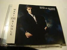 RAR MAXI CD. CLAUDIO BAGLIONI. DAGLI IL VIA. 3 TRACKS