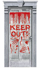 Halloween Party Door Gore Decoration Dripping Blood Gory Bloody Party Decoration