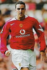 Football Photo JOHN O'SHEA Man Utd 2005-06