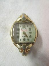 Vintage Elgin Starlite Ladies Wrist Watch 17 jewels