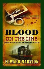 EDWARD MARSTON __ BLOOD ON THE LINE ___ BRAND NEW ___