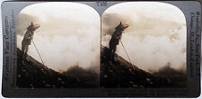Keystone Stereoview View From Mount Fuji to Yamanaka, JAPAN from 1930's T400 Set