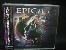 EPICA The Holographic Principle + 1 JAPAN 3CD Delain After Forever Karmaflow