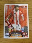 2013/2014 Autograph: Stoke City - Pennant, Jermaine [Hand Signed 'Topps Match At