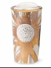 Starbucks Swarovski Crystal Gold Shine 2014 Tumbler Limited Edition Brand NEW