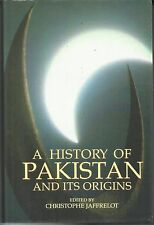 A History of Pakistan and Its Origins 2002 Christophe Jaffrelot FN+/VF
