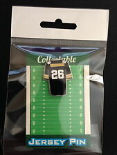 Pittsburgh Steelers Rod Woodson jersey lapel pin-K@@L STEELERS NATION-GIFT