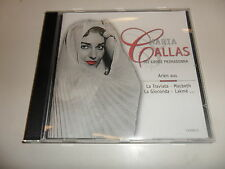 CD MARIA CALLAS. Arien da La Traviata, Macbeth, La Gioconda, Lakme
