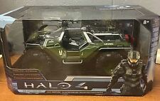 HALO 4 UNSC WARTHOG COLLECTOR'S EDITION DIE-CAST METAL VEHICLE XBOX 360