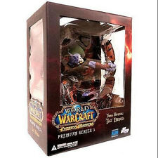 World of Warcraft Action Figure Troll Hunter Taz Dingo Premium Series 3 Dc unlim