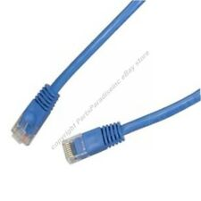 Lot160 2ft RJ45Cat5e Ethernet Cable/Cord $SH DISC{BLUE{F