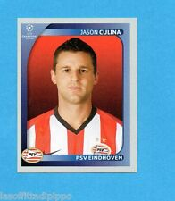 PANINI-CHAMPIONS 2008/2009-Fig.427- CULINA - PSV EINDHOVEN -NEW BLACK