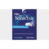 CORY PRO ONE SONIC CLEANER TABLETS - 80/BX ULTRASONIC ENZYME CLEANER