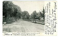 Riverhead LI NY - GRIFFING AVENUE LOOKING SOUTH - Postcard