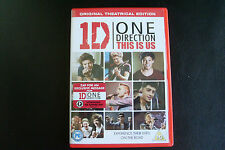 One Direction - This Is Us - Excellent Condition - FREE P&P