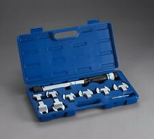 Ritchie Yellow Jacket 60652 Eight Head Precision Torque Wrench Kit - NEW