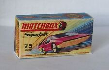 Repro Box Matchbox Superfast Nr.75 Alfa Carabo