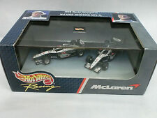 HOT WHEELS 1/64 - MCLAREN MERCEDES MP 4-14 1998 WORL CHAMPIONS