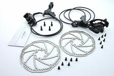 Tektro Orion Mountain Bike Hydraulic Disc Brake Set Front and Rear 160mm
