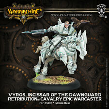 Warmachine: Retribution of Scyrah Vyros, Incissar of The Dawnguard PIP 35047