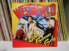"WESTWORLD "" SONIC BOOM BOY-MISSION IMPOSSIBLE"" 7"" EX UK"