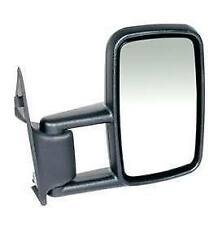 MERCEDES SPRINTER 1995-2006 MANUAL BLACK DOOR WING MIRROR  RH RIGHT O/S SIDE