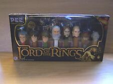 PEZ THE LORD OF THE RINGS COLLECTORS SET #126,044