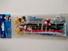DISNEY DIMENSIONAL TITLE STICKERS - DISNEY CRUISE