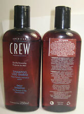 American Crew Classic Daily Shampoo Normal to Oily Hair 8.45 oz  Pack of 2