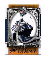2007-08 Upper Deck NHL's Best Roberto Luongo