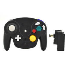 Wireless GameCube Controller With Adapter Not Wavebird For Nintendo Wii GameCube
