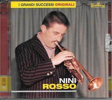 """NINI ROSSO - RARO 2 CD FUORI CATALOGO """" I GRANDI SUCCESSI ORIGINALI """""""