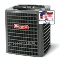 4 ton 16 SEER Goodman GSX160481 central AC unit air conditioning Condenser