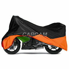 Orange Motorcycle Storage Cover For Ducati Sport Classic GT 1000 ST2 ST3 ST4