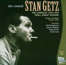 STAN GETZ - COMPLETE 1953 SMALL GROUP SESSIONS  CD NEU