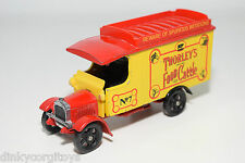 CORGI TOYS THORLEY'S FOOD CATTLE VAN LORRY TRUCK EXCELLENT CONDITION