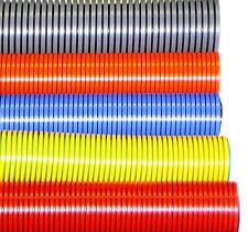 """2""""  X 50' HELIX PROFLEX TRUCK MOUNT VACUUM CLEANING CARPET HOSE WITH CUFFS"""