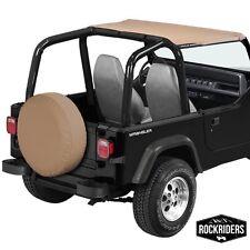 1992-1995 Jeep Wrangler Bikini Bimini Top in Spice