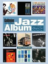 Goldmine Jazz Album Price Guide by Dave Thompson (2016, Paperback)