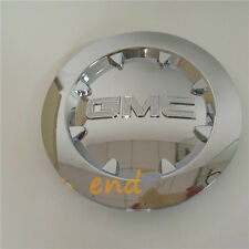 NEW GMC SIERRA 1500 DENALI YUKON XL CHROME WHEEL HUB CAP EMBLEM 9596381 2007-14
