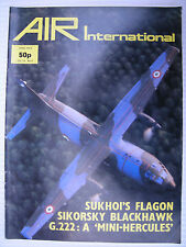 AIR International - Vol 16 - No.4, April 1979 - Sikorsky UH-60A Black Hawk