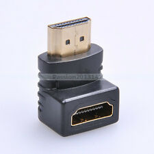 HDMI Male To HDMI Female Cable Adapter Converter Extender For 1080p 3D TV HDTV