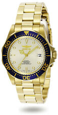 Invicta Men's 9743 Pro Diver Collection Gold-Tone Automatic Watch