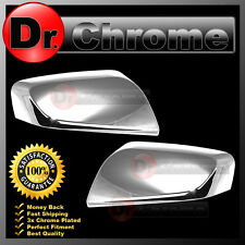 2014-2015 Chevrolet Chevy Impala Triple Chrome Plated Mirror Cover 1 Pair 14-15