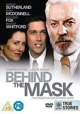 Behind The Mask (DVD, 2013)
